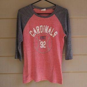 5th & Ocean Tops - St. Louis Cardinals Baseball T Shirt Medium